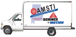 Alabama Science In Motion truck